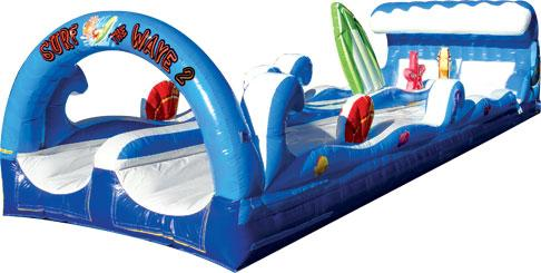 water slide rentals tampa